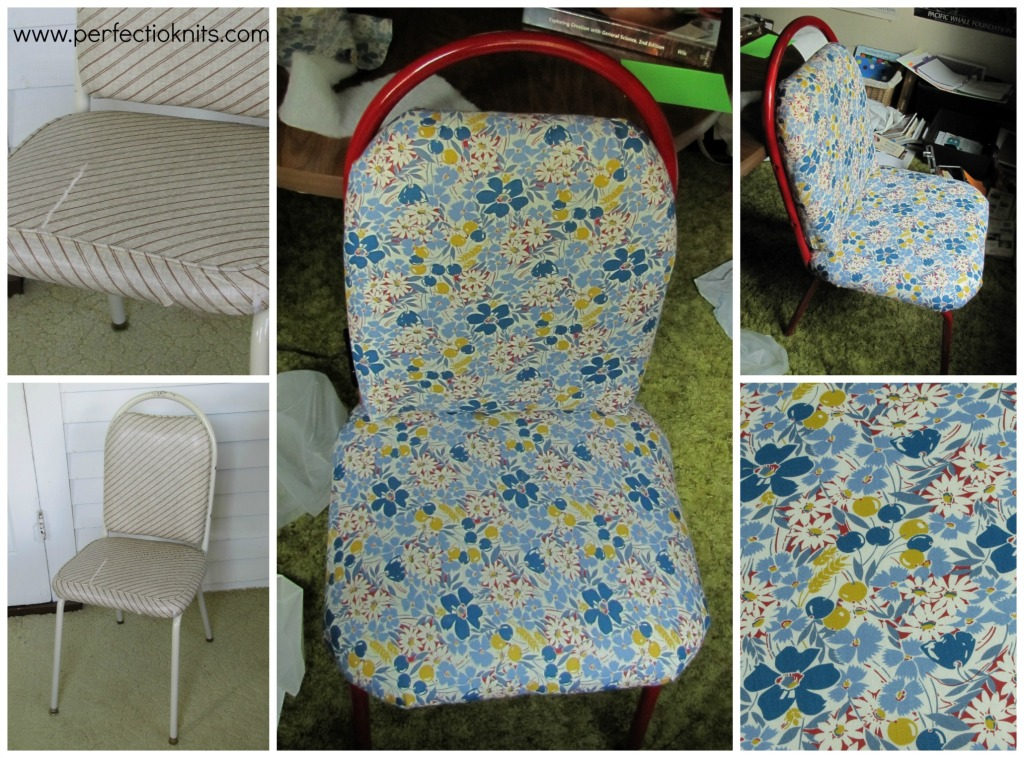 Chair DIY cover