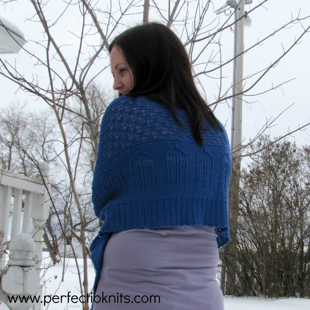 knitty shawl