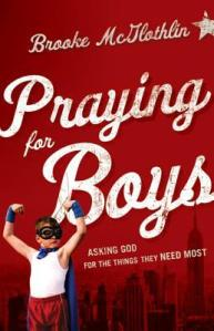 Praying for Boys cover