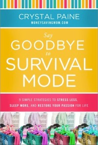 Say Goodbye to Survival Mode cover